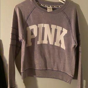 Cute purple PINK sweater